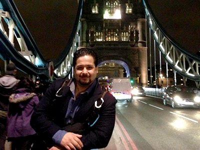 Zanjan Fromer - in London