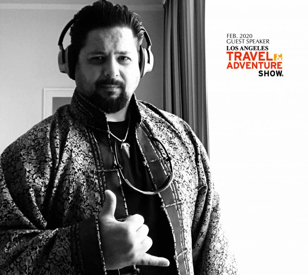 Zanjan Fromer - Strategic Field Specialist: Location Scout, Location Fixer, Producer, Filmmaker, Social Entrepreneur, Technical Development Advisor and World Traveler